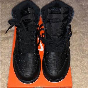 Nike Jordan 1's.